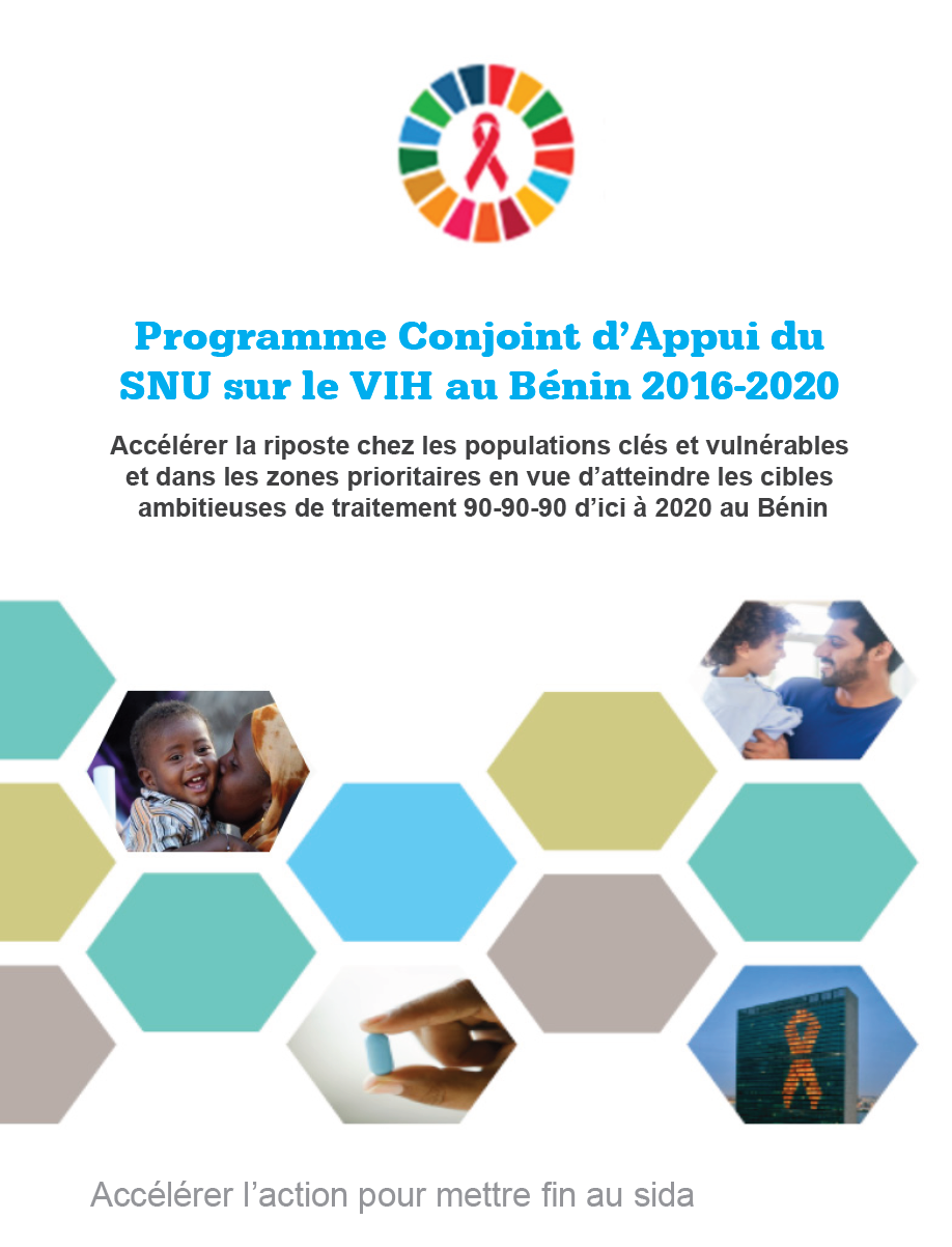 Programme Conjoint d'Appui du SNU sur le VIH au Bénin 2016-2020